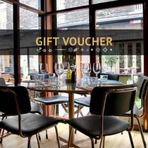 Coppinger Row Gift Voucher